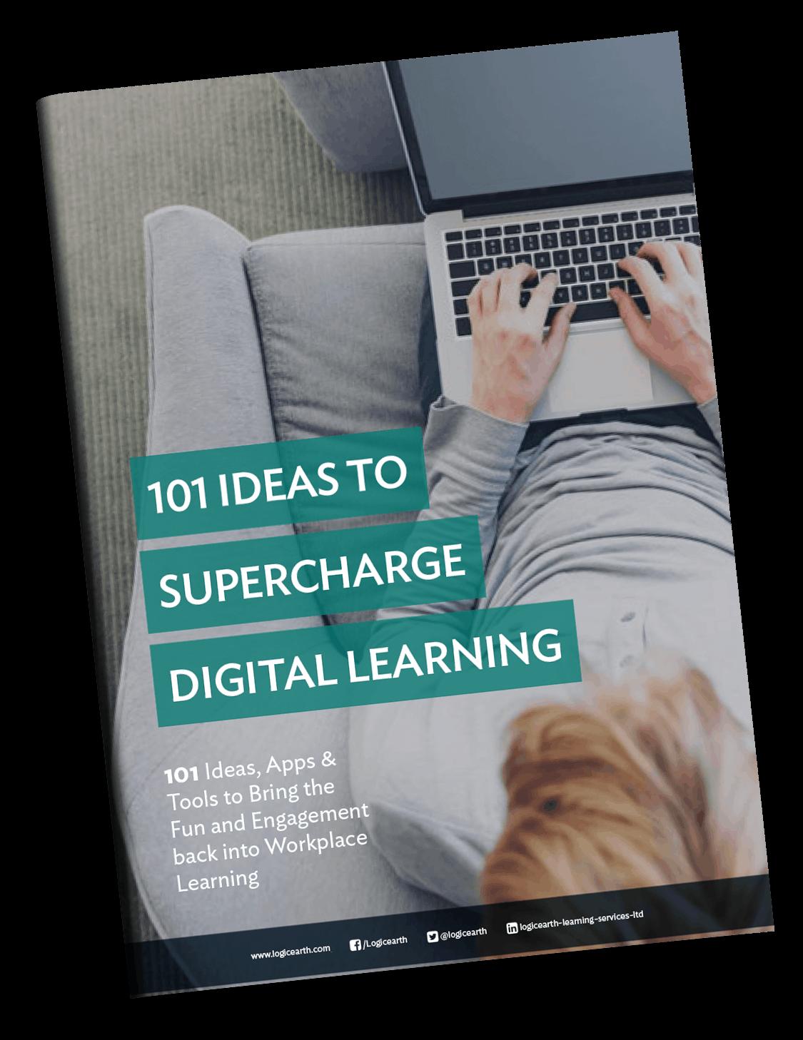 101 ways to make digital learning fun