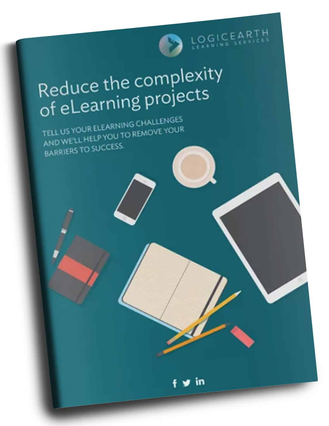 reduce complexity of elearning project